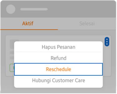 Cara Reschedule Tiket Pesawat Dengan Mudah Tiket Com
