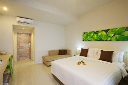 Cozy Stay Hotel Bali Guest Room