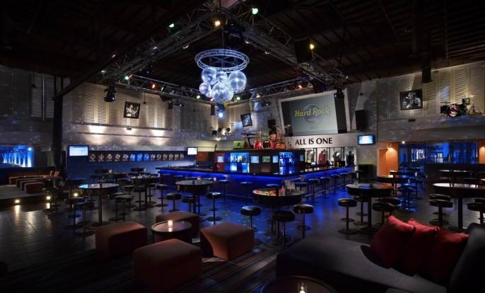 Hard Rock Hotel Bali Bar