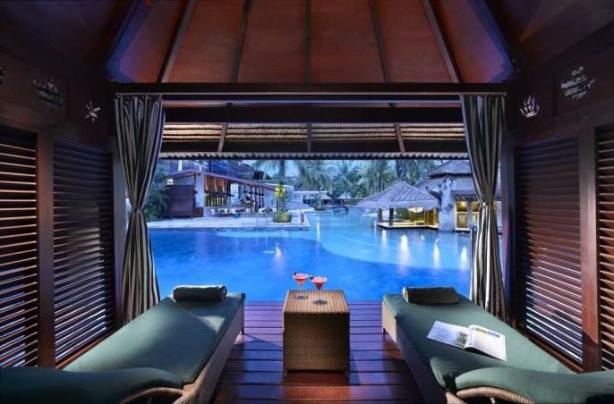 Hard Rock Hotel Bali Poolside Cabana