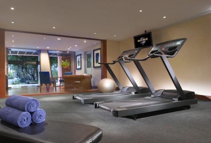 Hard Rock Hotel Bali Fitness Room