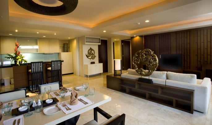 Le Grande Bali Suite Room