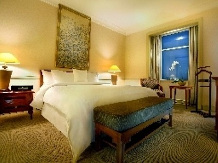 The Media Hotel & Towers Guest Room