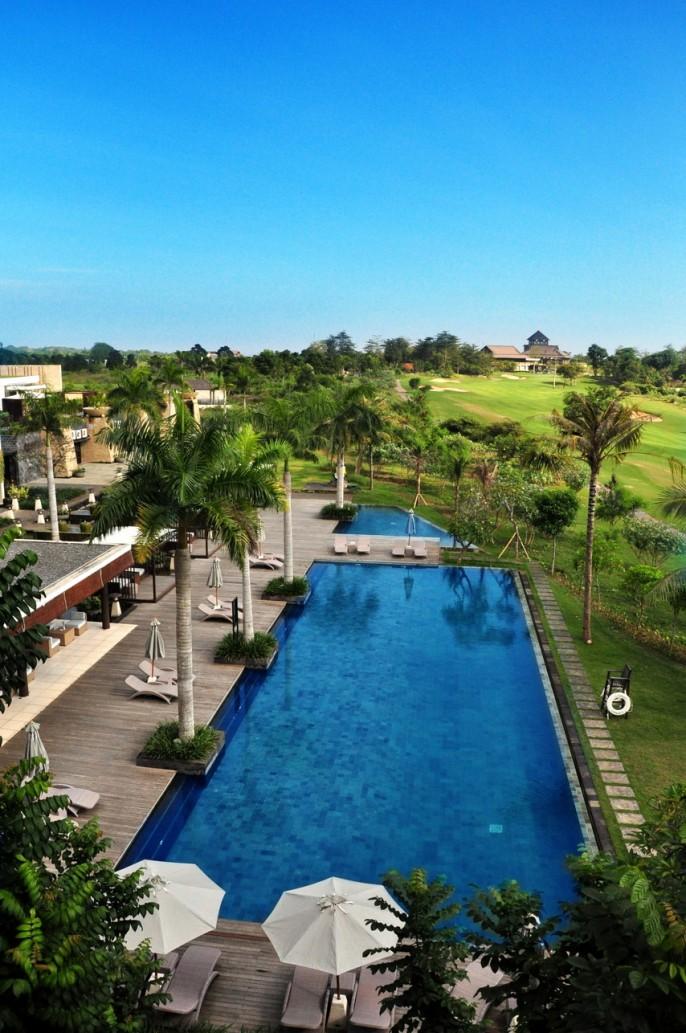 Le Grande Bali Main Pool