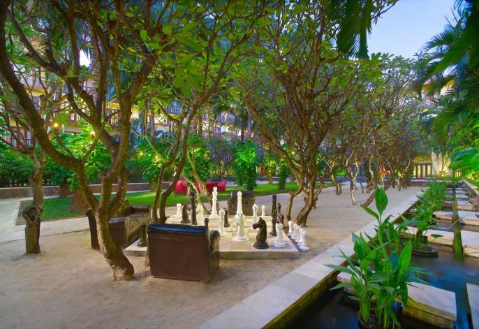 Hard Rock Hotel Bali Garden