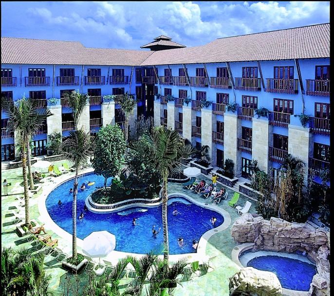 Hard Rock Hotel Bali Swimming Pool