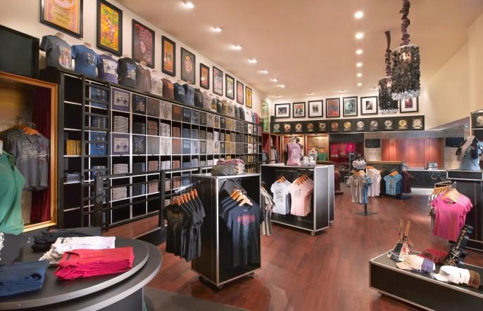 Hard Rock Hotel Bali Shops