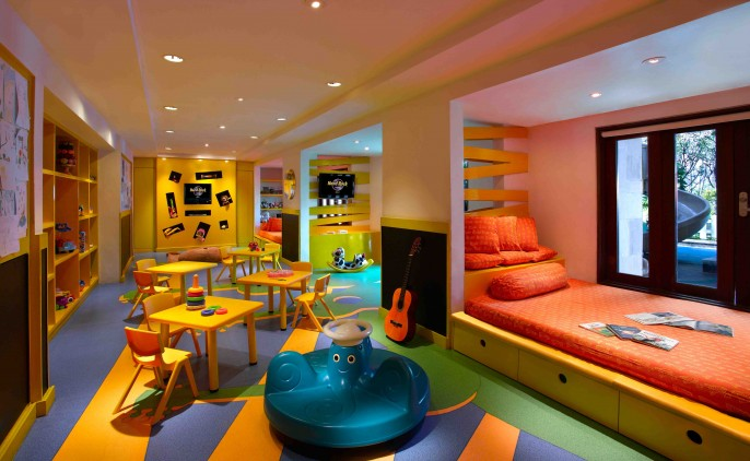 Hard Rock Hotel Bali Kids Club