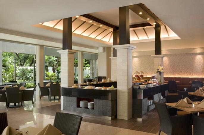 Hotel Santika Cirebon Restaurant
