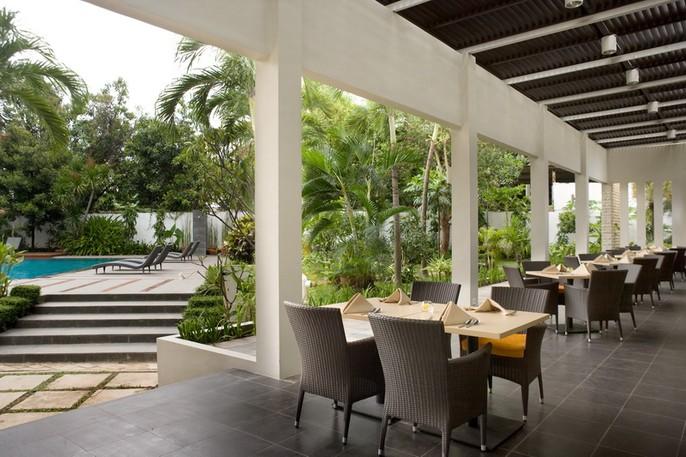 Hotel Santika Cirebon Buffet