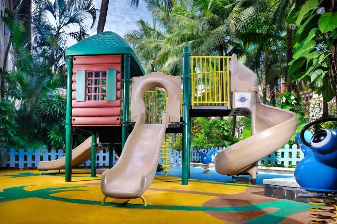 Hard Rock Hotel Bali Playground