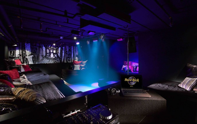 Hard Rock Hotel Bali Teen Club