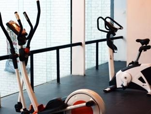 Swiss-Belinn Medan Fitness Room