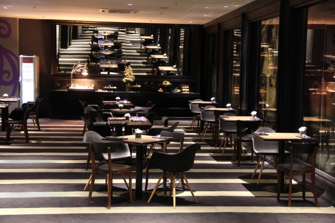 Hard Rock Hotel Bali Executive Lounge