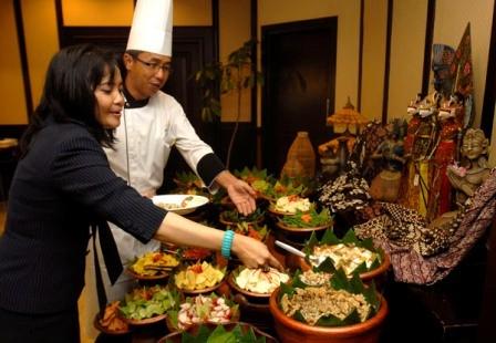 Horison Hotel Bandung Buffet