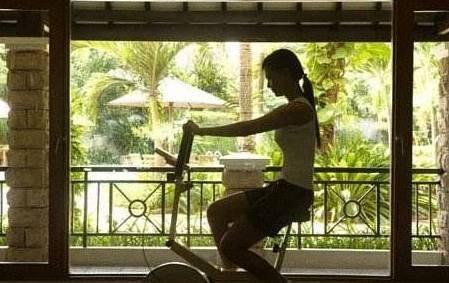 Hotel Santika Cirebon Fitness Room