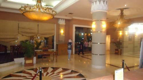 Maharadja Hotel Lobby