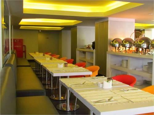 Best Western Kuta Beach Restaurant