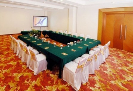 Mega Anggrek Hotel Meeting Room