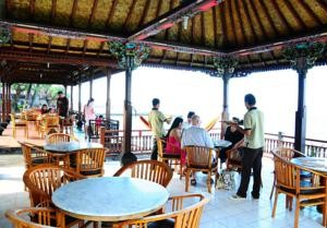 The Rishi Candidasa Beach Hotel Restaurant