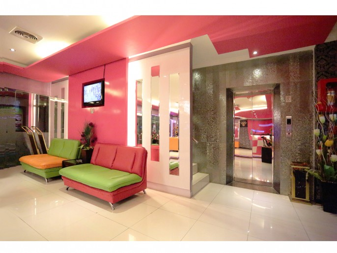 ROVI BOUTIQUE HOTEL Lobby