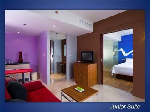Best Western Kuta Beach Suite Room
