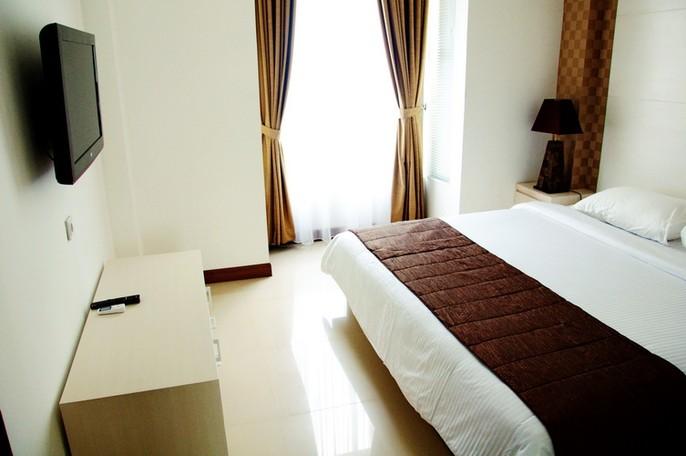 Umalas Hotel & Residence Balcony