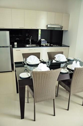 Umalas Hotel & Residence Dining Room