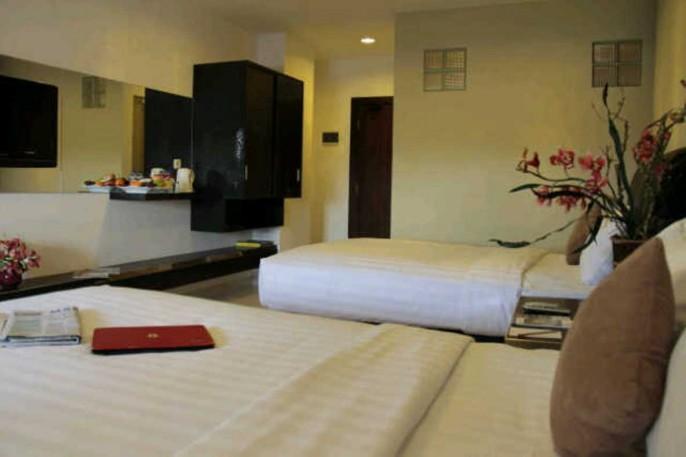 Twin Hotel Surabaya Guest Room