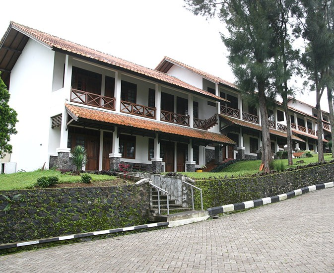 Berlian Resort Exterior