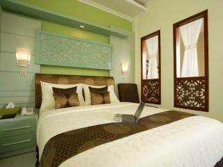 Adya Nalendra Boutique Hotel Guest Room