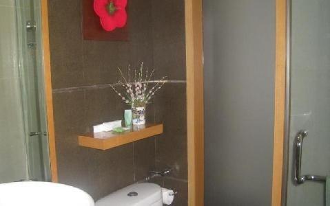 Adya Nalendra Boutique Hotel Bathroom