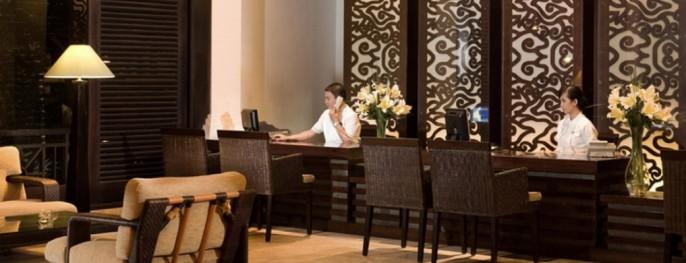Hotel Santika Cirebon Reception