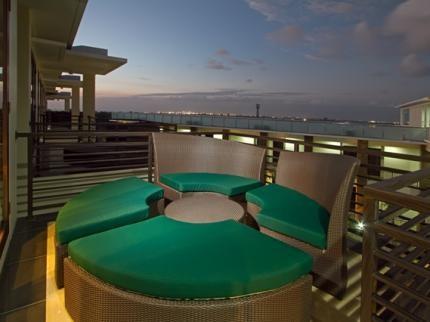 DenBukit Residence & Suites Balcony