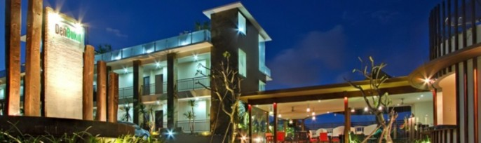 DenBukit Residence & Suites Exterior
