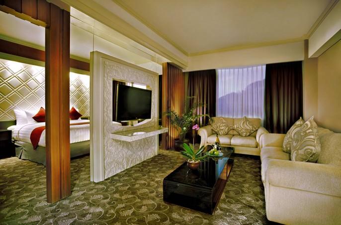 Atria Hotel & Conference Magelang (Parador Hotels & Resorts) Suite Room