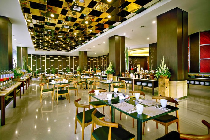 Atria Hotel & Conference Magelang (Parador Hotels & Resorts) Restaurant