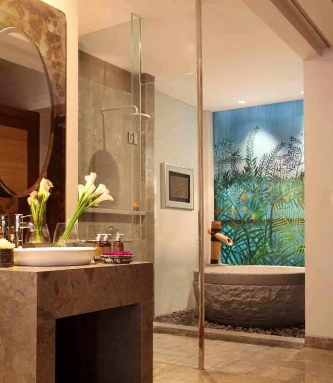 Alaya Resort Ubud Bathroom
