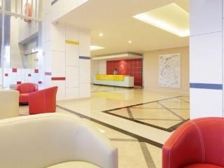 Amaris Hotel Mangga Dua Square Lobby