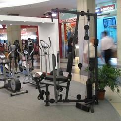 Aibi Fitnes Station