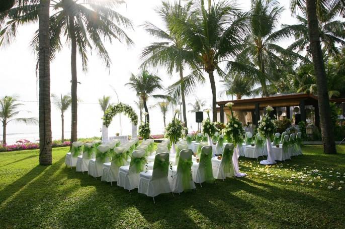 Bali Mandira Beach Resort & Spa Wedding