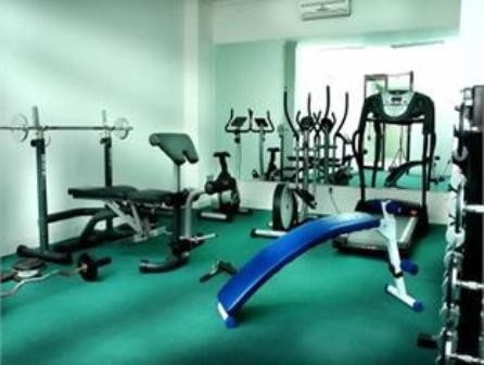 Vue Palace Hotel Fitness Room