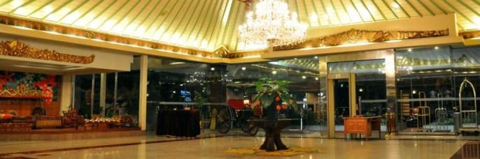 Kartika Chandra Hotel Interior