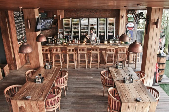J Boutique Hotel Bali Bar