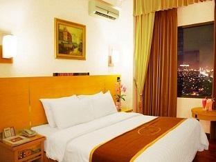 Mega Anggrek Hotel Balcony
