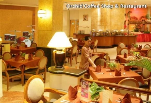 Mega Anggrek Hotel Interior
