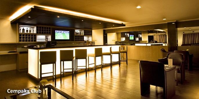 Palace Hotel Cipanas Bar