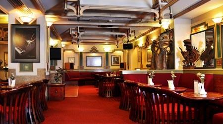 Kartika Chandra Hotel Cafe