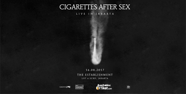 Cigarettes After Sex 2017