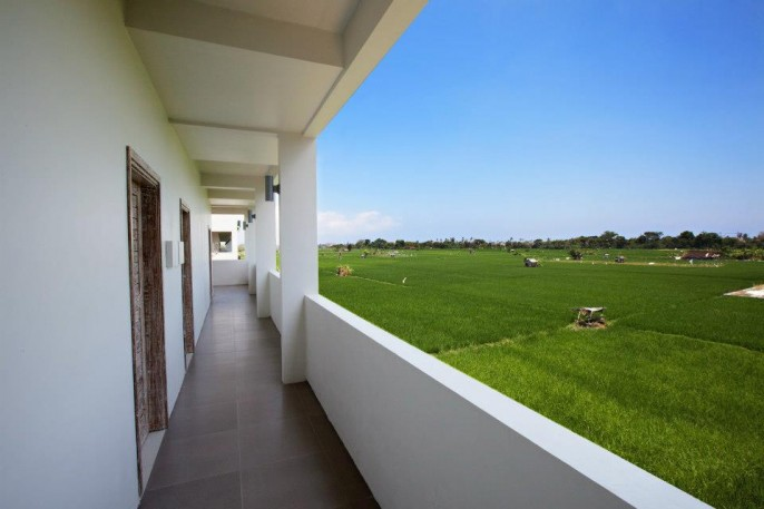 Cozy Stay Hotel Bali View